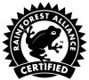 LAMBTON DOORS Logo Rainforest Alliance