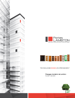 Catalogue_architectural _Portes_Lambton